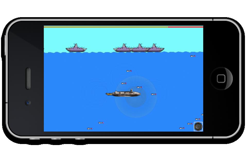 Screenshot sea fight